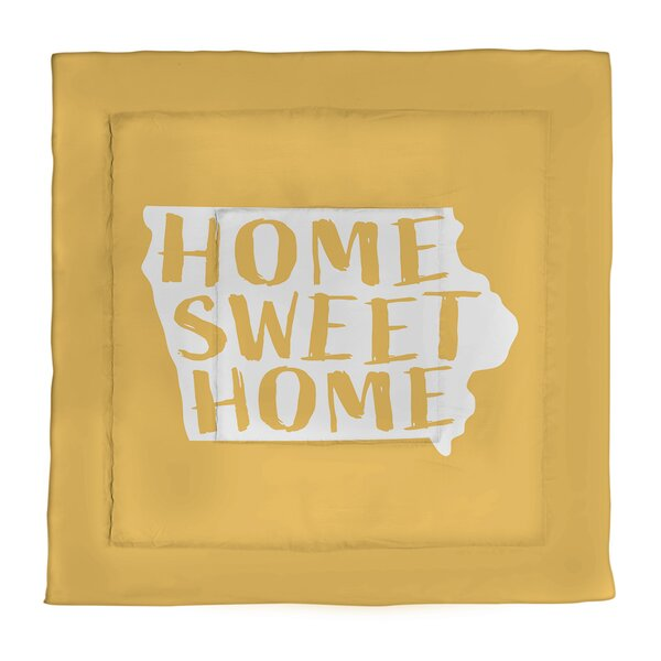 Lowa Home Sweet Single Reversible Comforter