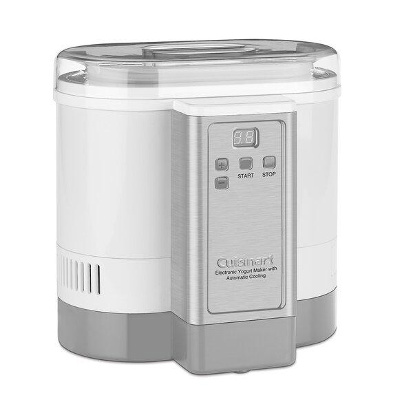 Electronic Yogurt Maker By Cuisinart.