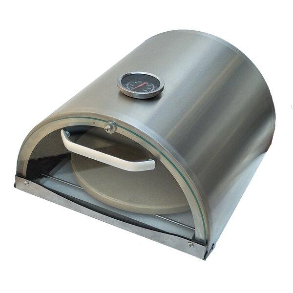 Side Burner Pizza Oven by Mont Alpi