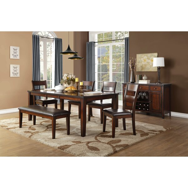 Dickens Dining Table by Alcott Hill