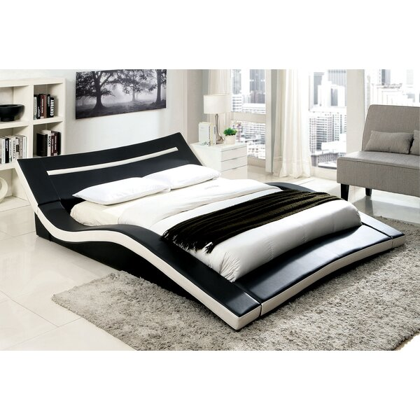 Tyndall Upholstered Platform Bed by Latitude Run