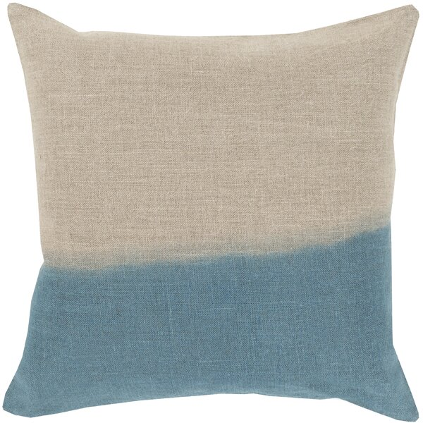 Byromville Linen Throw Pillow by Bungalow Rose