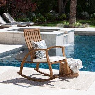 Children Outdoor Rocking Chair | Wayfair