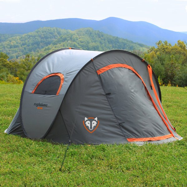 Pop Up Tent by Rightline Gear