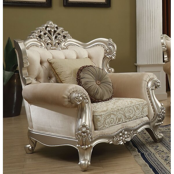 Desmond Wingback Chair by Astoria Grand