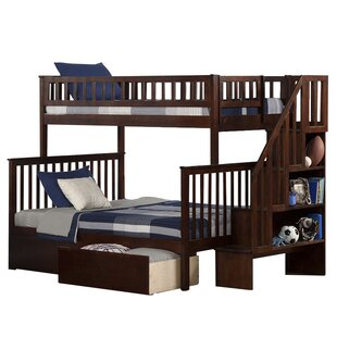 Navy Blue Bunk Bed Wayfair