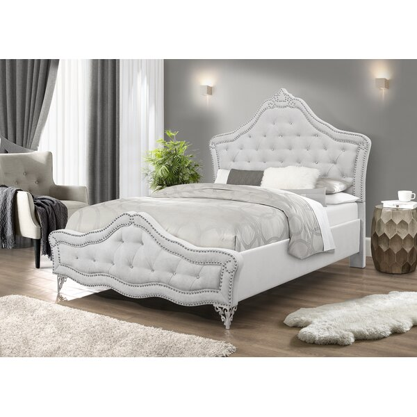 Parkridge Upholstered Standard Bed by Rosdorf Park
