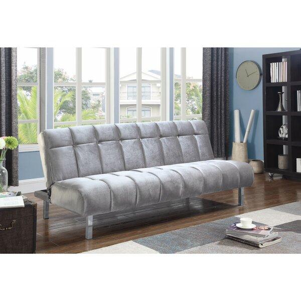 Groetzner Convertible Sofa by Latitude Run