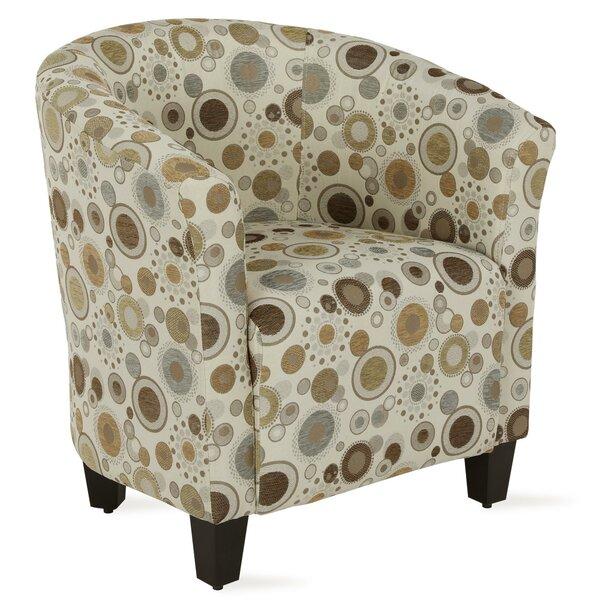 Scholten Barrel Chair by Ebern Designs