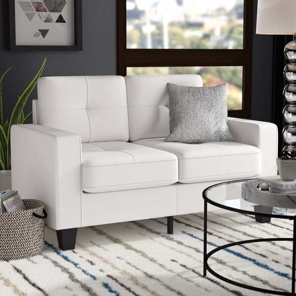 Buncombe Modern Loveseat By Latitude Run