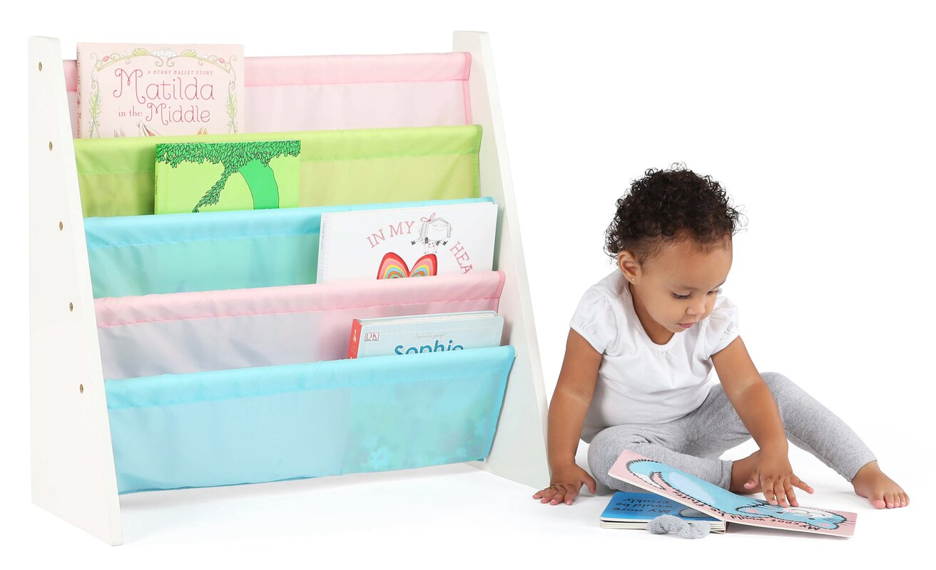 Portable Book Display