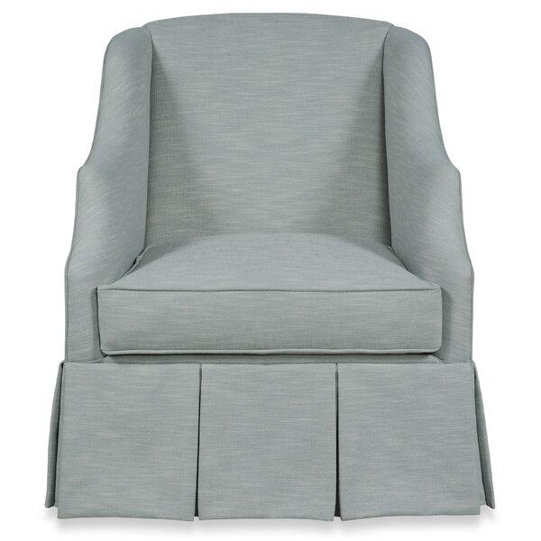 Karah Swivel Wingback Chair