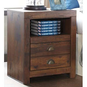 Allport 2 Drawer Nightstand by Darby Home Co