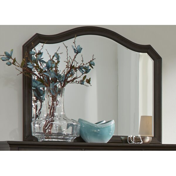 Abe Arched Dresser Mirror by Darby Home Co
