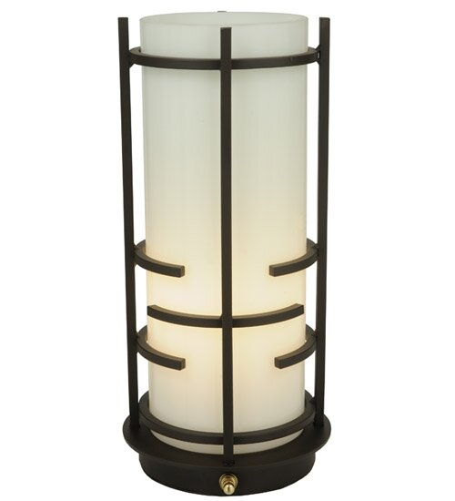 Revival Deco 12 Torchiere Lamp by Meyda Tiffany