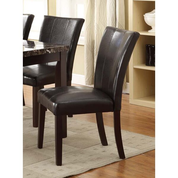 Heneghan Upholstered Dining Chair (Set of 2) by Winston Porter