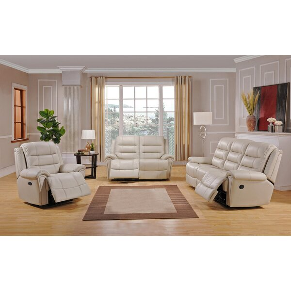 Shantell Reclining Configurable Living Room Set by Red Barrel Studio