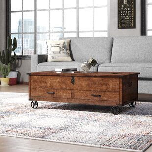 Arlington Coffee Table with Storage