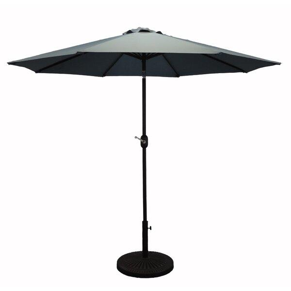 Daron 9' Market Umbrella By Winston Porter Great Reviews