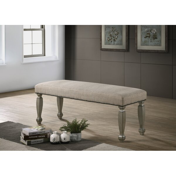 Remus Upholstered Bench by Ophelia & Co.