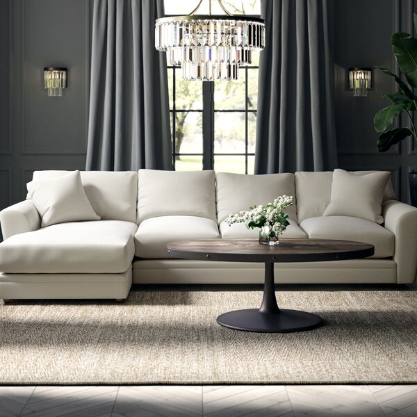 #1 Coffee Sectional By Greyleigh Comparison