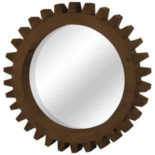Trent Austin Design Center Cog Accent Mirror