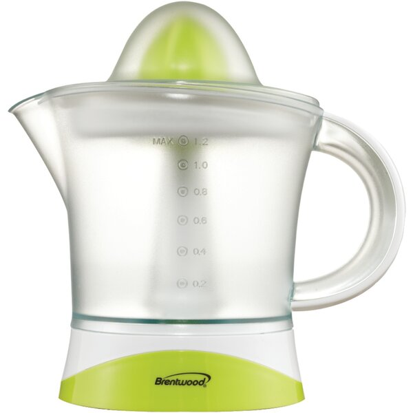 1.2 Liter Citrus Juicer by Brentwood Appliances