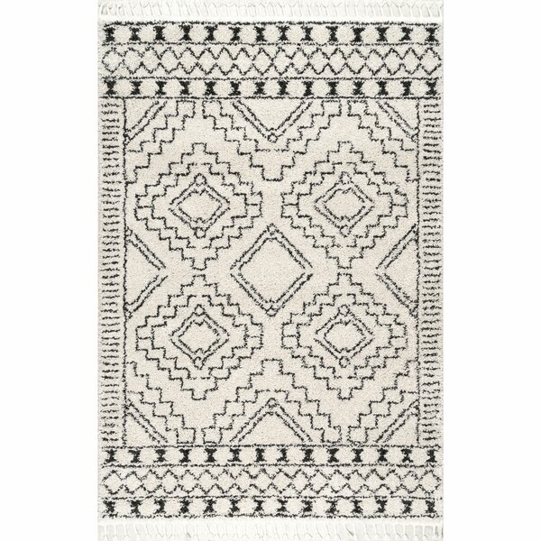 Lederer Off-White Area Rug by Union Rustic