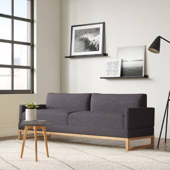 Pleasing One Night Stand Sleeper Sofa Reviews Allmodern Caraccident5 Cool Chair Designs And Ideas Caraccident5Info
