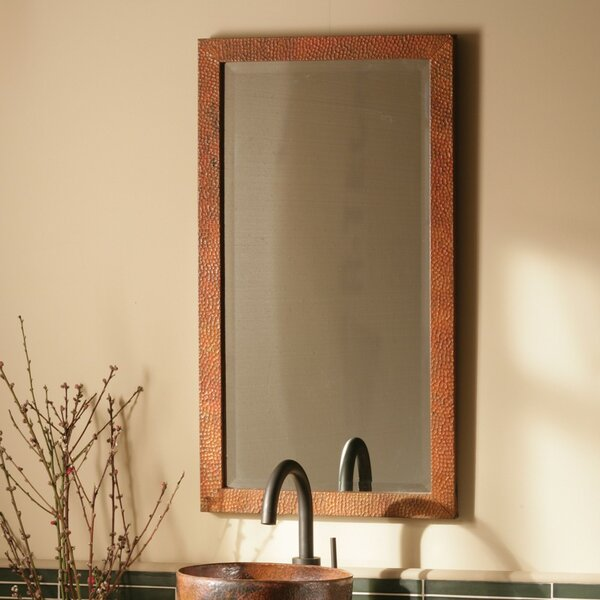 Milano Bathroom Mirror by Native Trails, Inc.