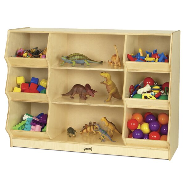 Bin 9 Compartment Cubby by Jonti-Craft