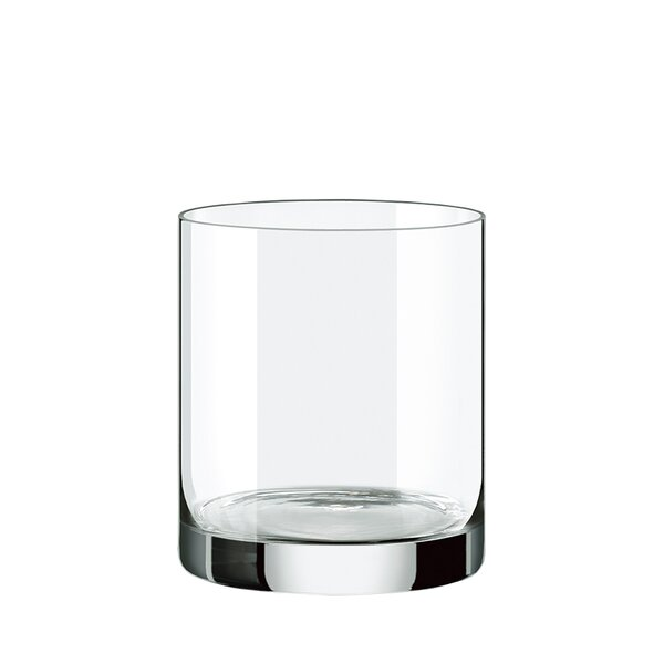 Classic Whiskey XL 13 oz. Glass Cocktail Glasses (Set of 6) by RONA