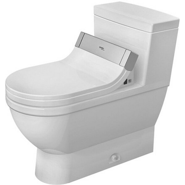 Starck 1.28 GPF Elongated One-Piece Toilet by Duravit