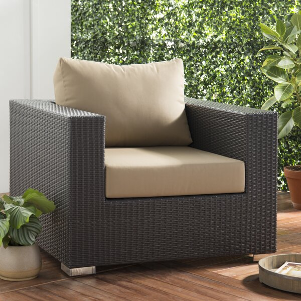 Ryele Arm Chair with Cushions by Latitude Run