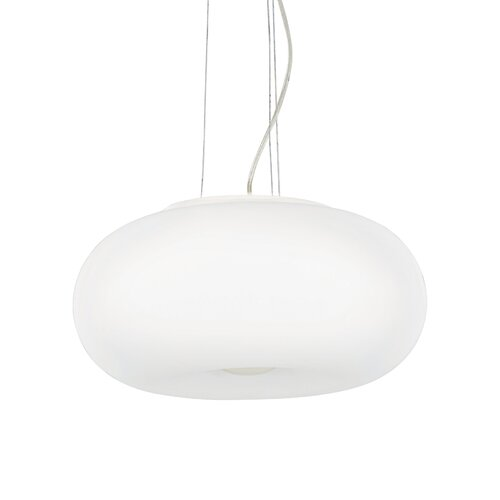 Simbula 1-Light Single Pendant Ivy Bronx