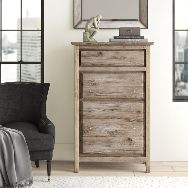 Suzette 6 Drawer Chest by Greyleigh