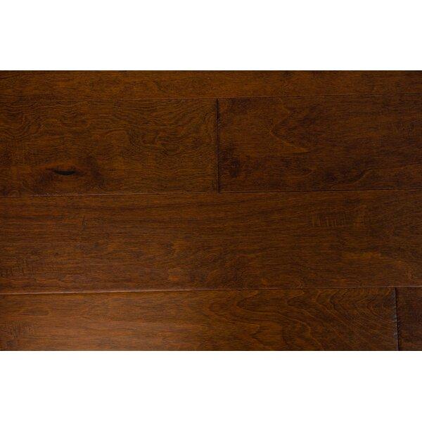 Helsinki 5 Engineered Birch Hardwood Flooring in Penny by Branton Flooring Collection