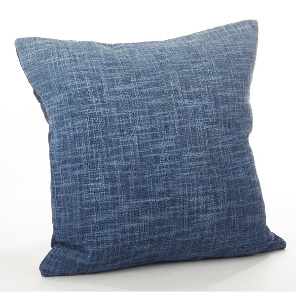 Lancaster Ombre Cotton Throw Pillow by Saro
