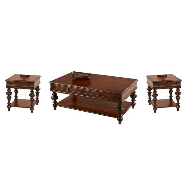 Turnham 3 Piece Coffee Table Set By Astoria Grand