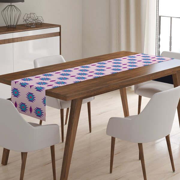 Uriel Table Runner by Bungalow Rose