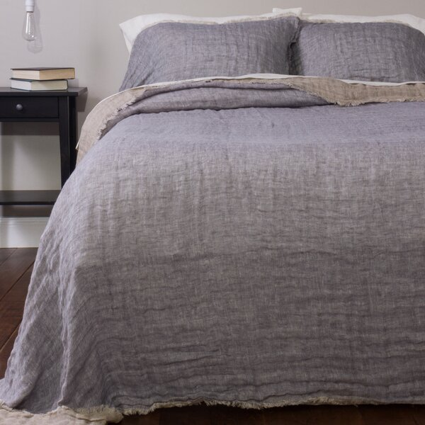 Oversized Jaden Reversible Coverlet Set