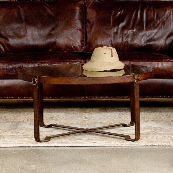Harness Coffee Table by Sarreid Ltd