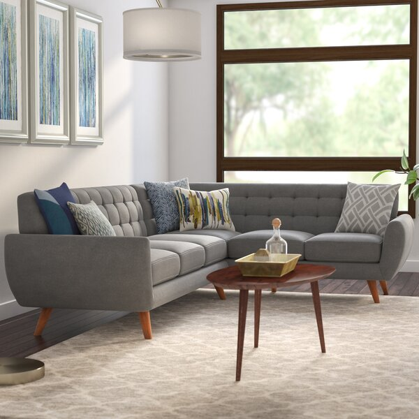 Shop The Fabulous Tallapoosa Right Hand Facing Sectional by Langley Street by Langley Street