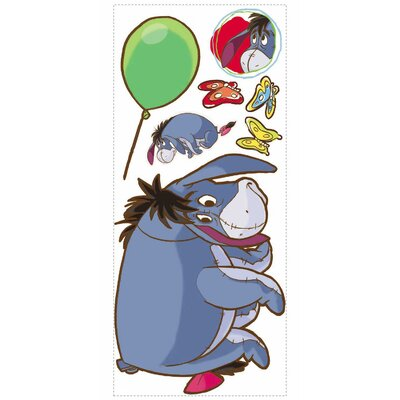Winnie The Pooh Eeyore Giant Wall Decal Part 91