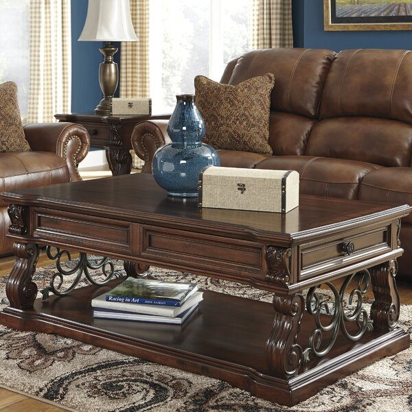 Binion Lift Top Coffee Table by Astoria Grand