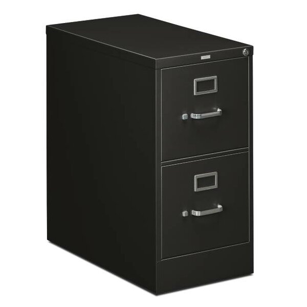 310 Series 2-Drawer Letter Vertical Filing Cabinet by HON