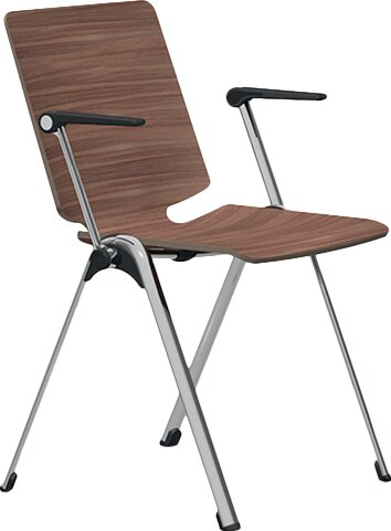 V-Stack Stacking Chair by Sandler Seating