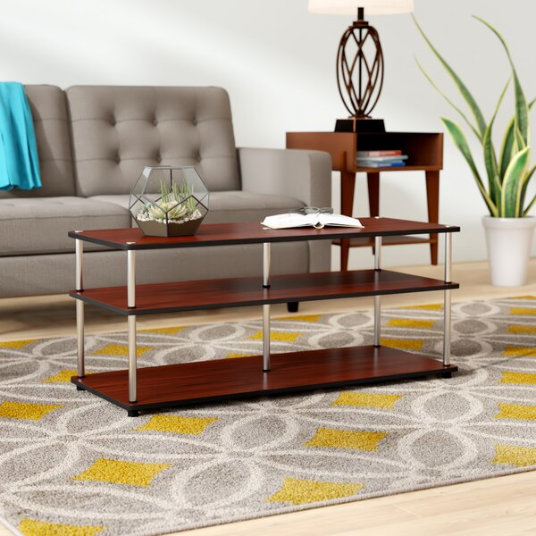Chamberlain Coffee Table With Storage By Ebern Designs