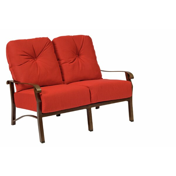 Cortland Loveseat by Woodard