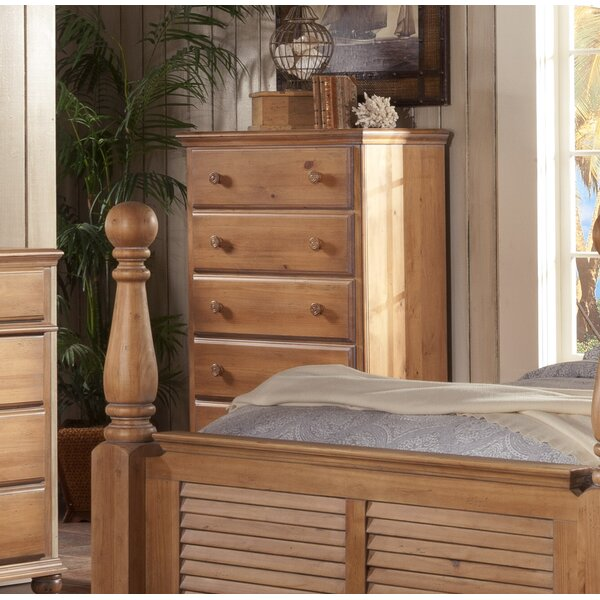 Irish Countryside 5 Drawer Chest by Minick Wood Products